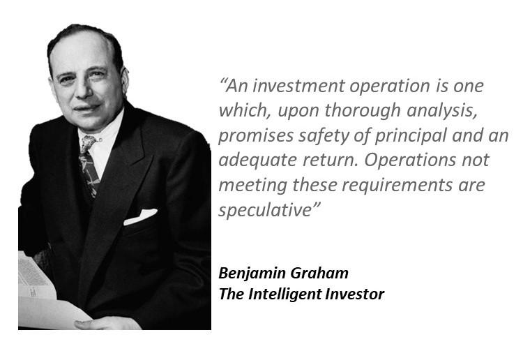 Investire secondo Benjamin Graham, The Intelligent Investor